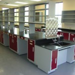 Pharmaceutical laboratory design